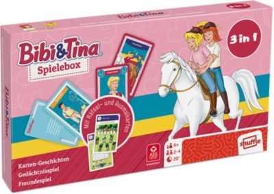 Bibi&Tina - Spielebox