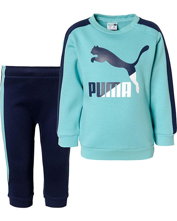 heißes Produkt neueste auswahl zum halben Preis Baby Jogginganzug MINICATS T7 CREW für Jungen, PUMA | myToys