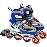 Роликовые коньки 1Toy, синие