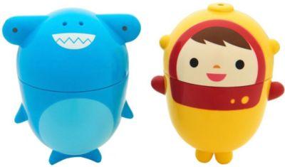 Игрушки для ванны Munchkin Дайвер и акула