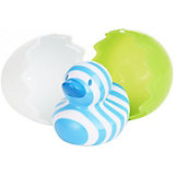 Игрушки для ванны Munchkin Утёнок, голубой