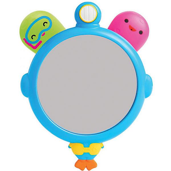 Игрушки для ванны Munchkin Зеркало и брызгалки осьминожки