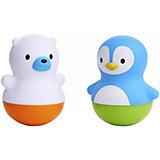 Игрушки для ванны Munchkin поплавки Медведь и Пингвин