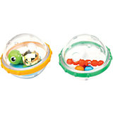Игрушка для ванны Munchkin Пузыри Черепаха 2 шт.