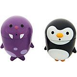 Игрушки для ванны Munchkin Пингвин и морж