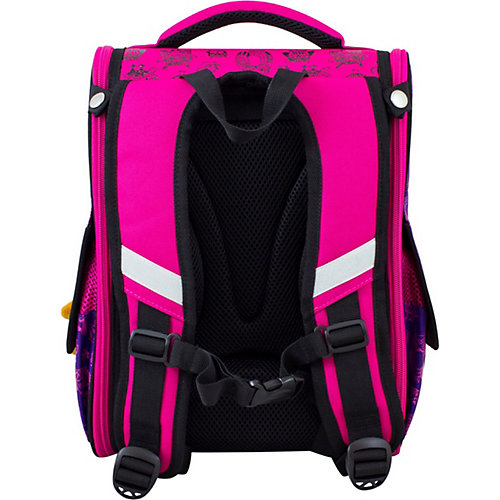 Ранец Winner 2029 с брелоком, розовый - розовый от WINNER
