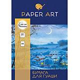 """Набор специализированной бумаги «Канц-Эксмо» Paper Art """"Ночной пейзаж"""""""