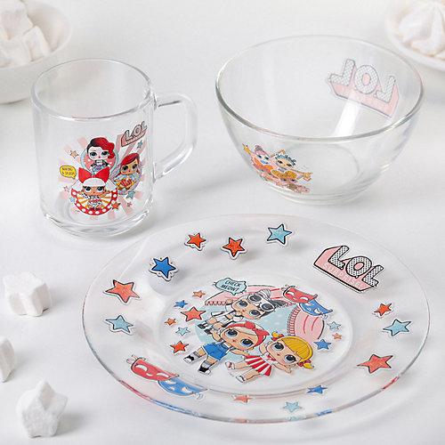 Набор посуды ND Play L.O.L. Surprise - разноцветный от ND Play