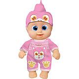 """Интерактивная кукла Bouncin' Babies """"Кукла Бони"""", пьющая и писающая, 16 см"""