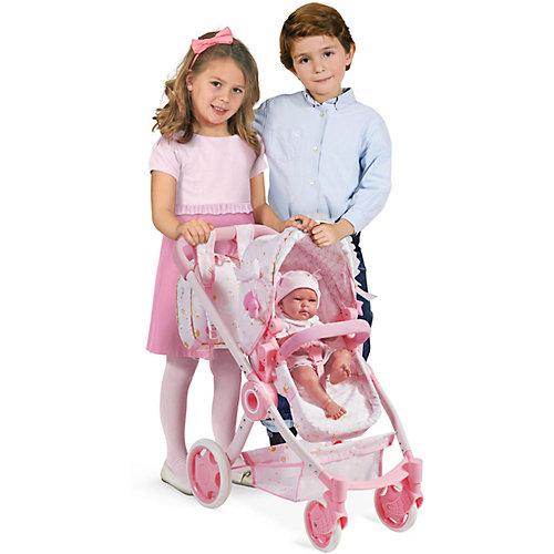 """Коляска-трансформер для кукол  """"3 в 1"""" серии Мария, 70 см от DeCuevas"""