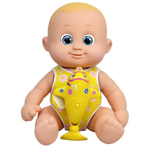 """Интерактивная кукла Bouncin' Babies """"Кукла Баниэль"""", плавающая с дельфином, 35 см от Bouncin' Babies"""