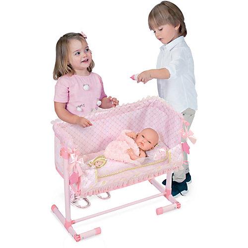 """Кроватка для кукол DeCuevas """"Мария"""", 50 см от DeCuevas"""