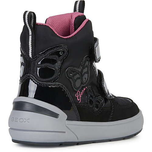 Утеплённые ботинки Geox - черный от GEOX