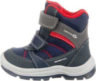 Neu Geox Herbst Winter Schuhe gr 36 Weite M blau waterproof
