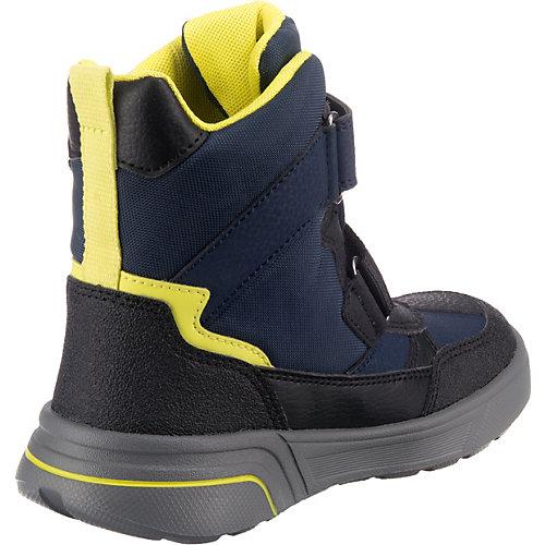 Утеплённые ботинки Geox - синий от GEOX