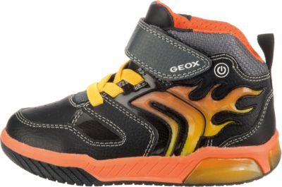 Sneakers Low Blinkies INEK BOY für Jungen, GEOX