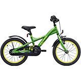 """Двухколесный велосипед Scool XXlite 16"""", зелёный"""