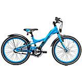"""Двухколесный велосипед Scool XXlite 20"""", голубой"""