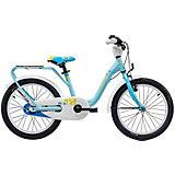 """Двухколесный велосипед Scool niXe 18"""", голубой"""