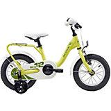 """Двухколесный велосипед Scool NiXe 12"""", жёлтый"""