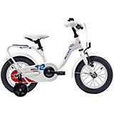 """Двухколесный велосипед Scool NiXe 12"""", белый"""