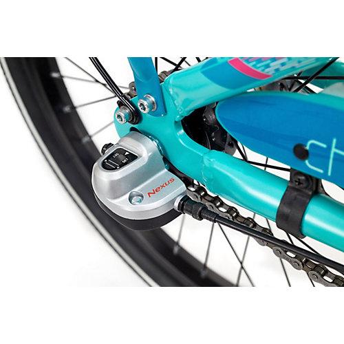 """Двухколесный велосипед Scool chiX 20"""", голубой от Scool"""