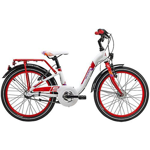 """Двухколесный велосипед Scool chiX 20"""", белый от Scool"""