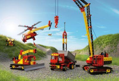Bau- & Konstruktionsspielzeug-sets Spielzeug Fischertechnik Solar Power Mit Den Modernsten GeräTen Und Techniken