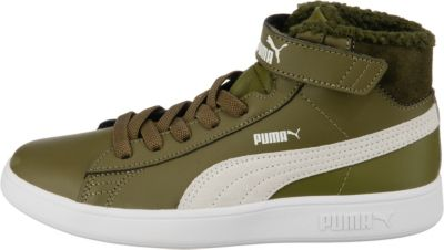 Sneakers High SMASH V2 MID L FUR für Jungen, PUMA | myToys
