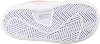 Baby Sneakers Low SMASH V2 GLITZ GLAM V für Mädchen, PUMA
