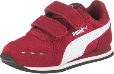 Baby Sneakers Low CABANA RACER NL V für Mädchen, PUMA