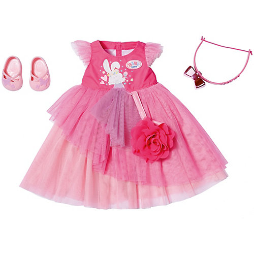 Одежда для куклы Zapf creation Baby born Бальное платье Делюкс от Zapf Creation