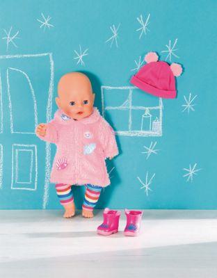 BABY born Trend Glitzer Mantel 43 cm, Zapf Creation | myToys