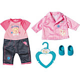 Одежда для куклы Zapf Creation My Little Baby Born Комплект для детского сада