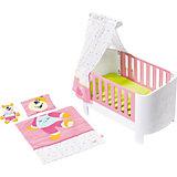 Мебель для куклы Zapf Creation Baby Born Кроватка