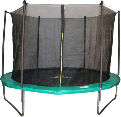 Батут DFC JUMP 10FT 305 см, зелёный