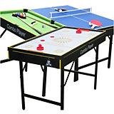 Игровой стол-трансформер 3 в 1 DFC Smile