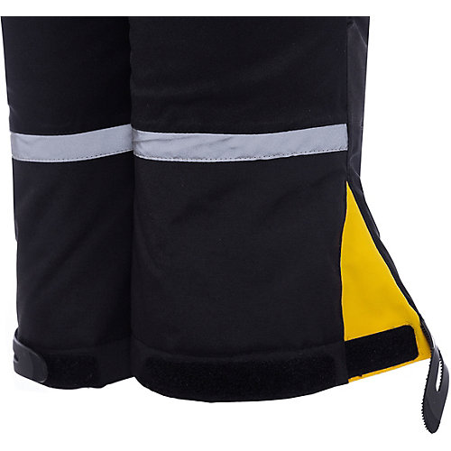 Комбинезон BJÖRKA - черный/желтый от BJÖRKA