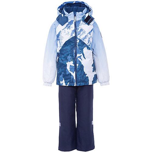 Комплект: куртка, брюки BJÖRKA - синий от BJÖRKA
