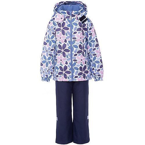 Комплект BJÖRKA: куртка и брюки - pink/blau от BJÖRKA