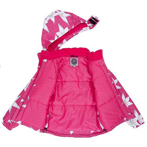 Комплект: куртка, брюки BJÖRKA - розовый от BJÖRKA