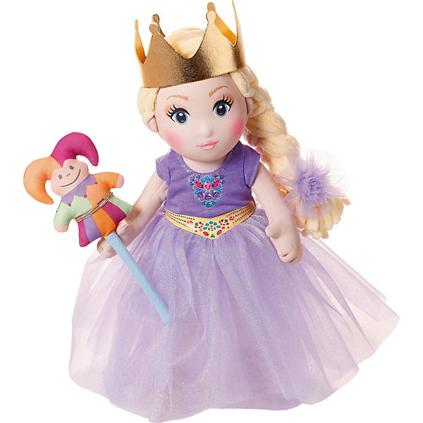 Exklusiv Lanas fabulous friends Stoffpuppe Prinzessin 30cm