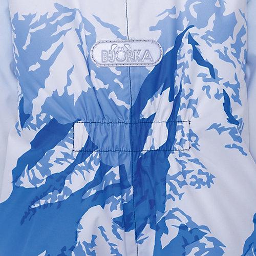 Комбинезон BJÖRKA - синий от BJÖRKA