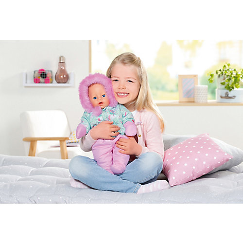 Интерактивная кукла Zapf Creation Baby Born Зимняя, 43 см от Zapf Creation