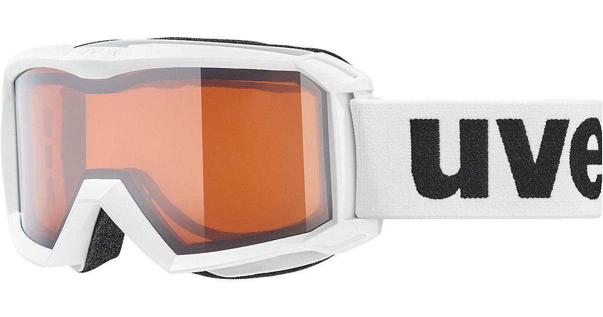 Skibrille Flizz LG White weiß
