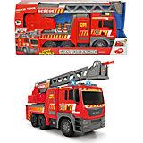 Пожарная машина Dickie Toys MAN, 54 см, свет и звук