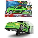 """Машинка Dickie Toys """"Рейсинговый автомобиль Ford Mustang"""", 25,5 см, свет и звук"""