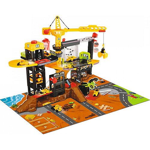 Игровой набор Dickie Toys Construction свет, звук, 52 см от Dickie Toys