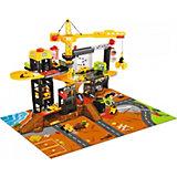 Игровой набор Dickie Toys Construction свет, звук, 52 см