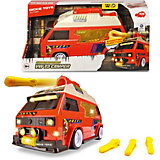 Машинка с залповой установкой Dickie Toys VW T3 Camper, 28 см